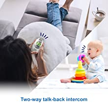 two way talk back intercom