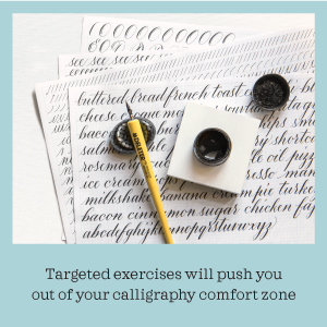 Mastering Modern Calligraphy: Beyond the Basics: 2, 700+ Pointed ...