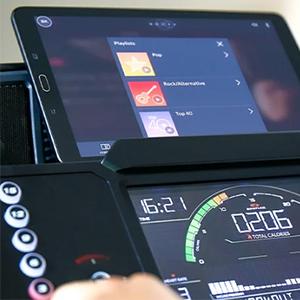 Bowflex JRNY App Bowflex Radio