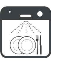 Peugeot dishwasher safe icon