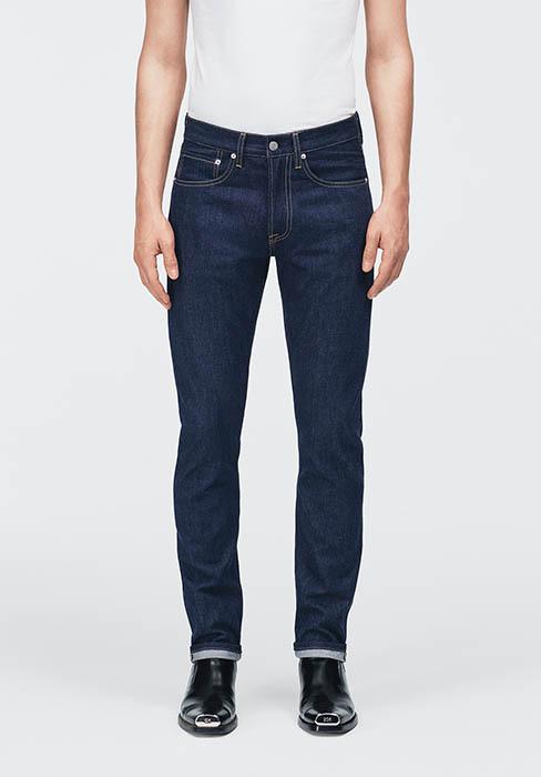 Calvin Klein Mens Skinny Fit Jeans