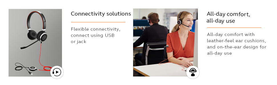 evolve, headphones, headset, wireless, bluetooth, office, clear