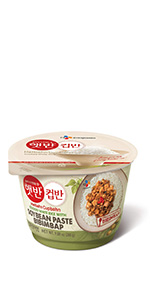Cupbahn Soy Bean Paste with Rice