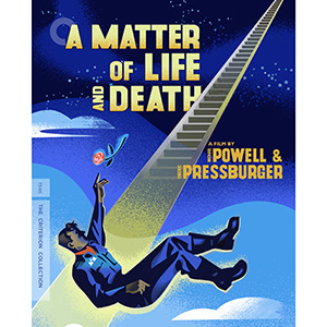 Matter of Life and Death box art