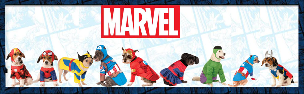 Amazon Com Rubie S Marvel Universe Captain America Pet Costume Large Pet Supplies Officially licensed marvel pet costume, items shipped and sold directly by amazon are guaranteed to be authentic. marvel universe captain america pet costume