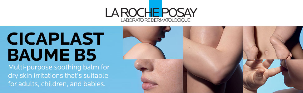 la roche posay; cicaplast; baume b5; soothing balm; dry skin; irritations