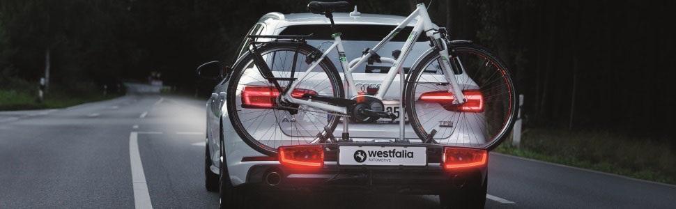 westfalia bikelander fahrradtr ger f r anh ngerkupplung. Black Bedroom Furniture Sets. Home Design Ideas
