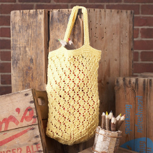 Lily Cotton Yarn Apparel Bag Knit