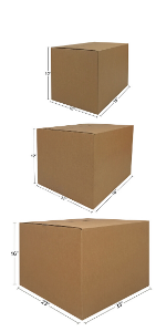 small medium large box boxes moving packing storage shipping