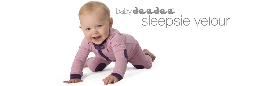 334e262bf4da Amazon.com  baby deedee 1 Piece Cotton