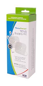 TENS supply kit