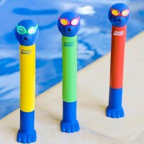 dive sticks;zoggs toys