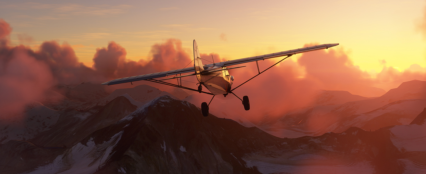 Windows Xbox Flight Simulator 2020 Microsoft 7