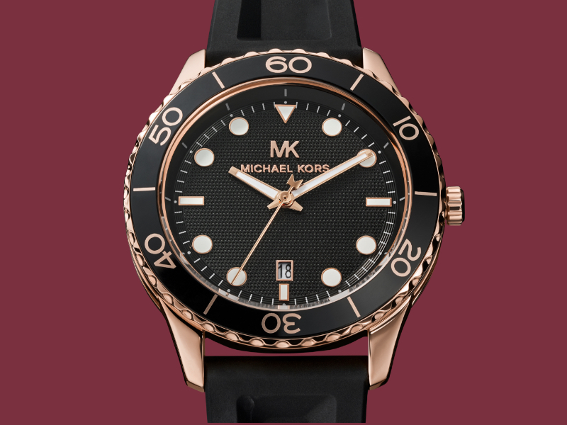 Waterproof Men's Michael Kors Watch