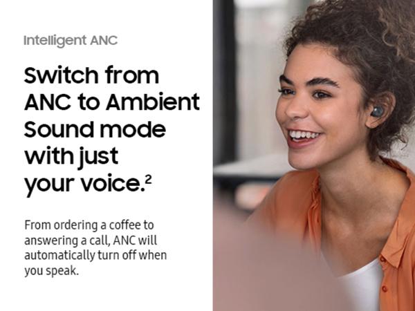 Intelligent ANC