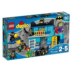 LEGO DUPLO Batcave Challenge