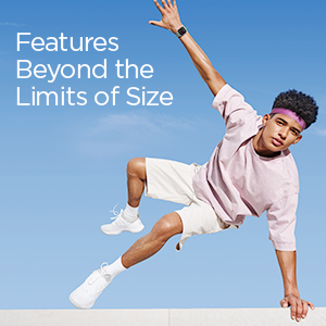 Features beyond limits of size