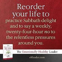 Reorder your life to practice Sabbath delight