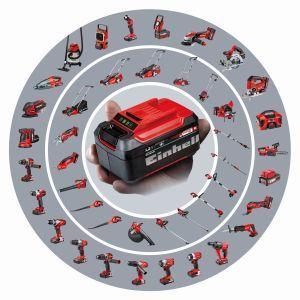 Un sistema de baterías para todos los equipos Power X-Change