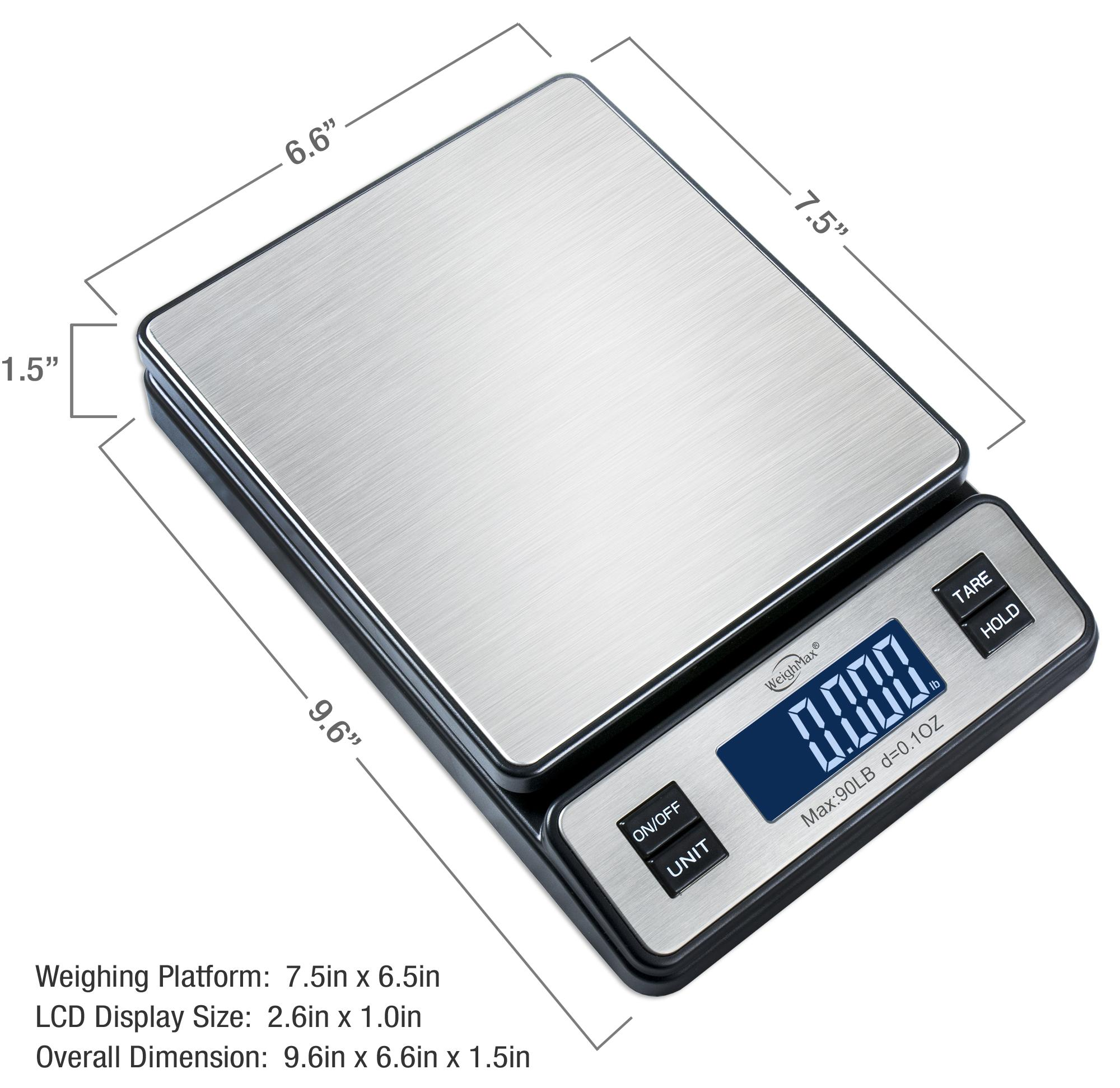 Weighmax w bs440 digital bathroom body fat scale with step for Perfect scale pro review