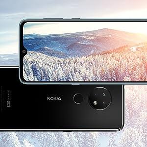 Nokia 6.2 display
