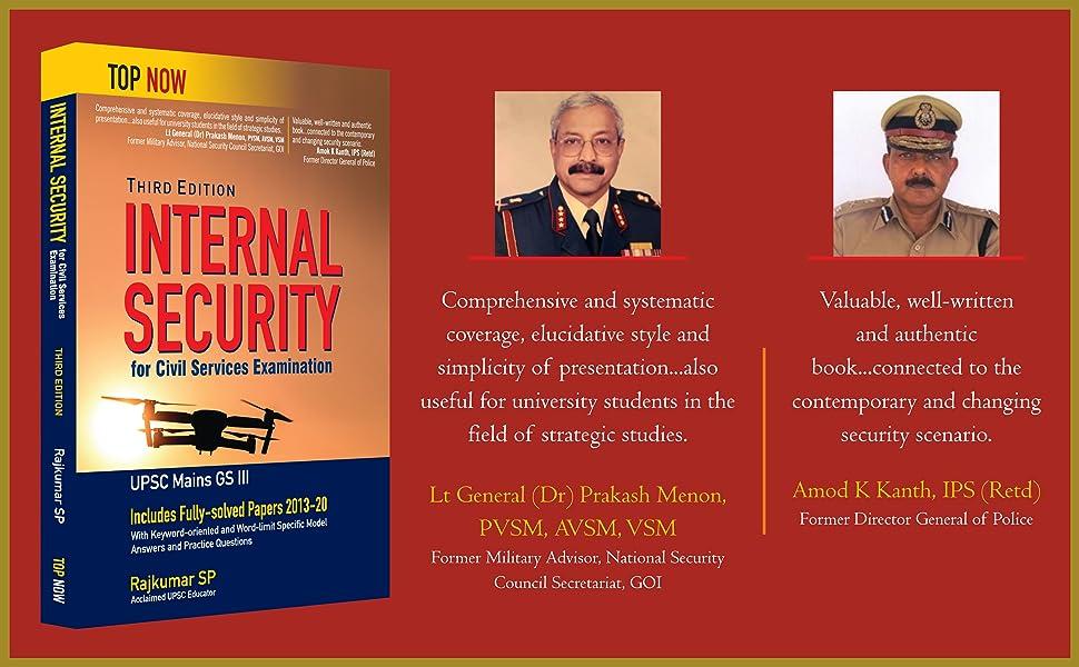 Internal Security, UPSC, Civil Services