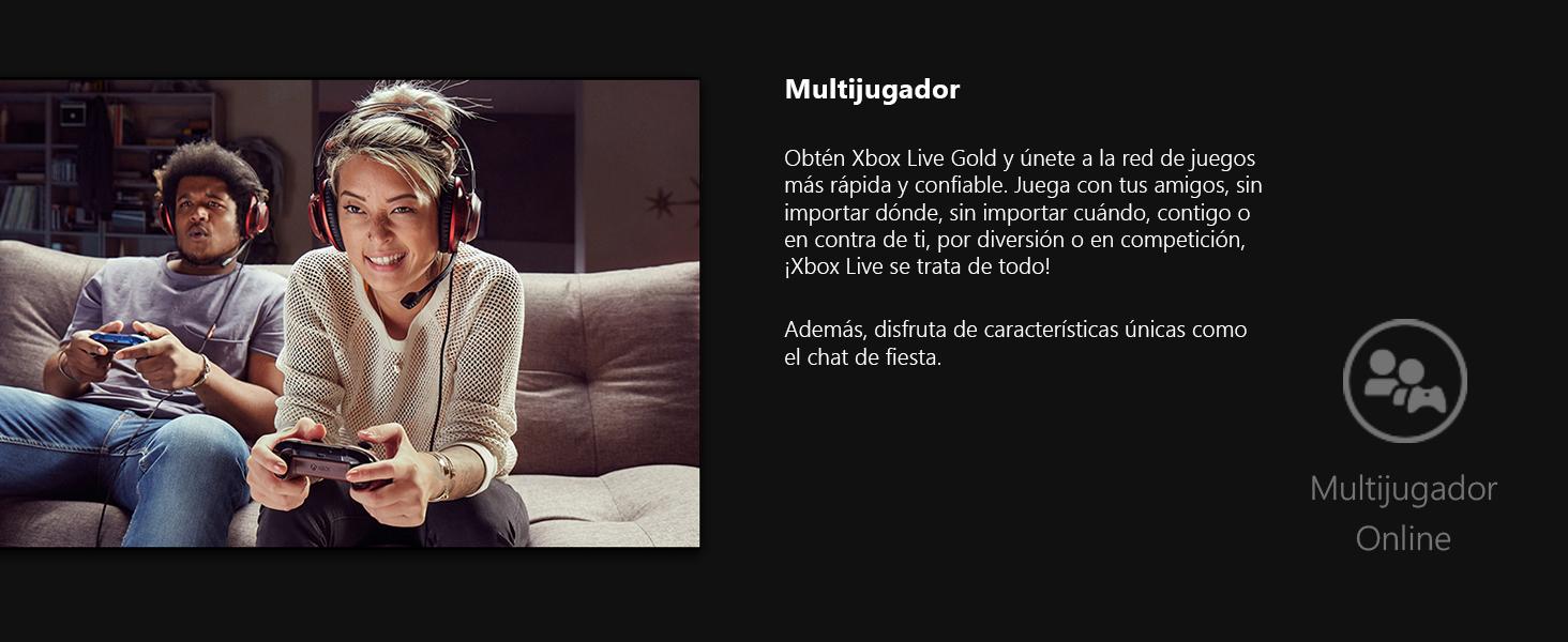 Suscripción Xbox Live Gold - 12 Meses | Xbox Live - Código ...