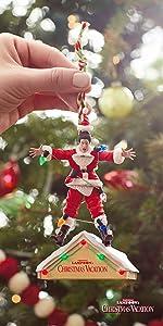 Magic Hallmark Keepsake Ornament Santa