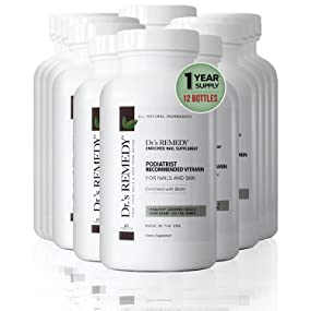 Vitamin, Nail, Skin, Hair, Health, Dr.'s Remedy