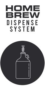 Kegco Home Brew Keg Dispensers