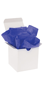 Parade Blue Gift Grade Tissue Paper