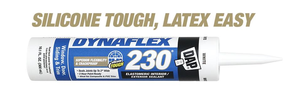 silicone tough latex easy dynaflex 230