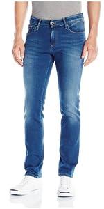 Tommy Hilfiger Denim Mens Jeans Original Skinny Sidney Jean ...