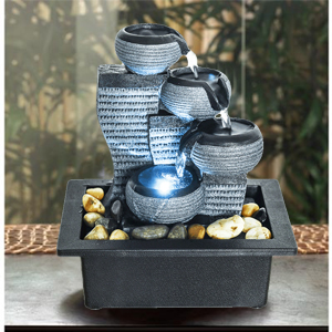 mini tabletop water fountain