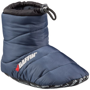 tent shoe, bootie, booty, sleeping bag for your feet