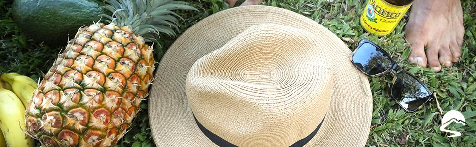 sunday afternoons havana hat packable fedora sun hat for travel