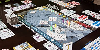 game, contents, summit, figures, board game