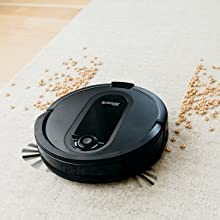 RV1001AE, Shark, Robot, Vacuum, Auto-Empty, powerful suction