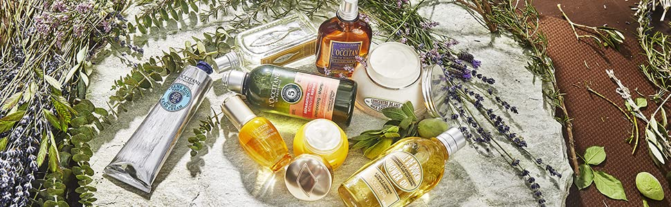 loccitane background