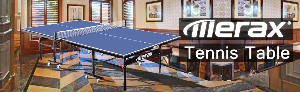 03b86048f61 From the manufacturer. Read more. Merax Everest Series Foldable Table Tennis  ...