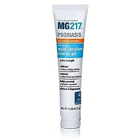 MG217 coal tar Psoriasis treatment