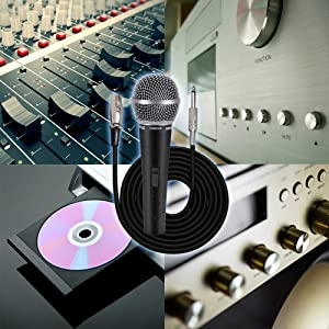 microphone; recording mic; Vocal Microphone; handheld mic; Acoustic Pop Filter mic