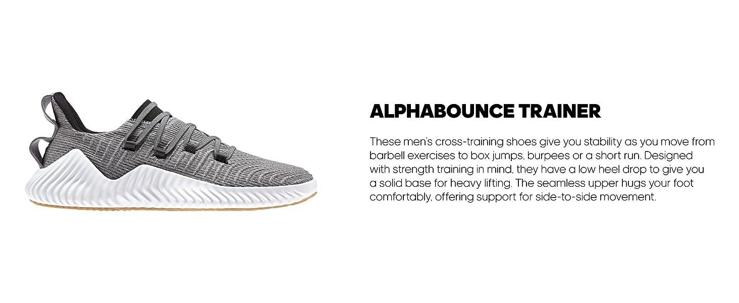 294cfcb6319b9 alphabounce adidas training men