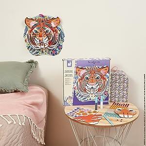 Janod x Hachette loisirs créatifs enfants