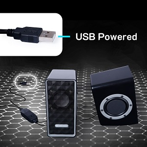 USB Powered