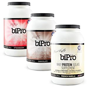 BiPro 100% Whey Protein Isolate