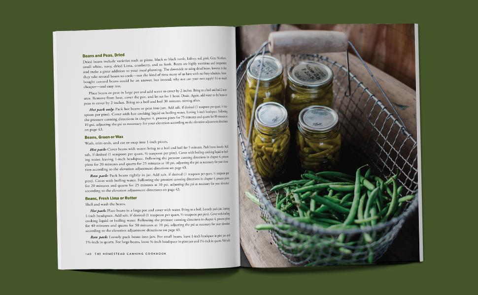 canning cookbook