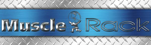Muscle Rack industrial shelving, wire racks, closet organizers, garage storage, shelving units