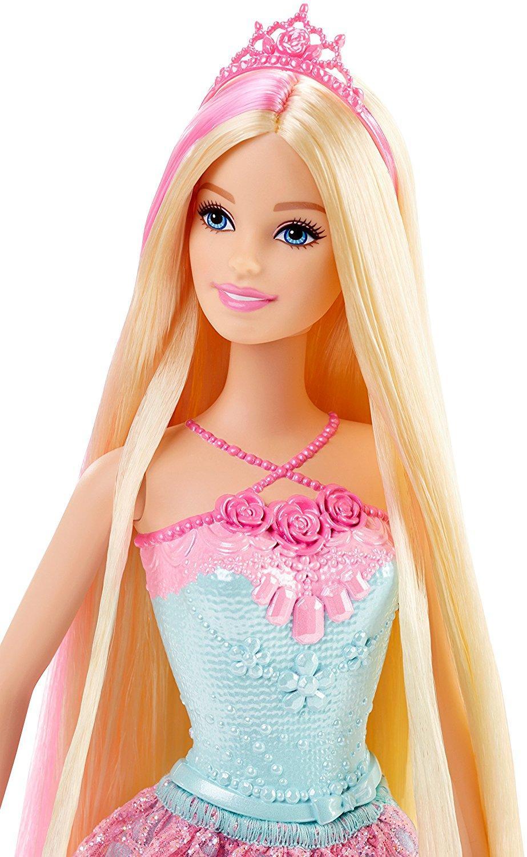 barbie endless hair