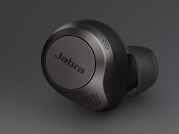 We've built 6 microphones and wind protection into these tiny buds, giving you call clarity